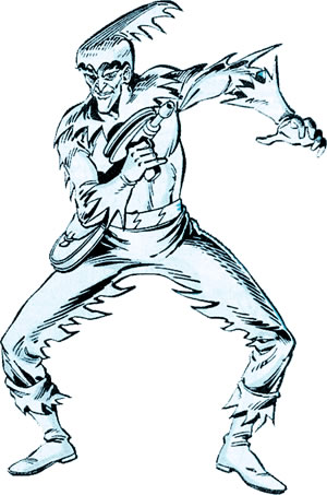 Icicle, ¿villanos caspas para Super Max?